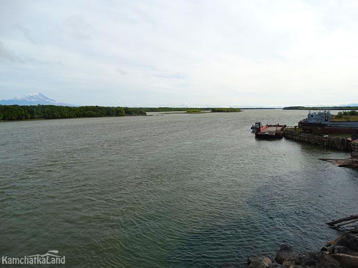 туристическое использование реки Камчатки