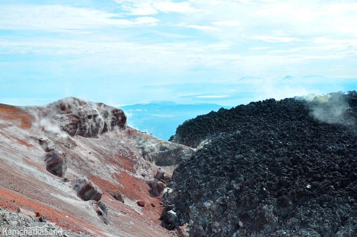 вулкан пробки